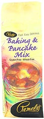 Pamela's Products Baking & Pancake Mix, 24 oz bag