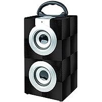 NAXA Electronics NAS-3077 Portable Bluetooth Stereo System
