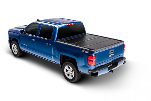 Undercover FX11009 Flex Hard Folding Truck Bed Cover 2007-2013 Chevrolet Silverado/GM 1500-2500HD 6.5ft Short Bed Std/Ext/Crew