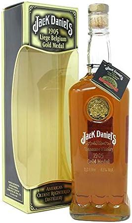 Jack Daniel's - 1905 Gold Medal (1 Litre) - Whisky