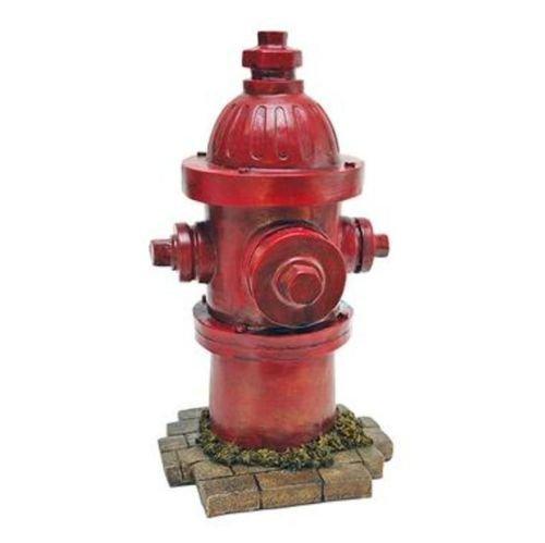 Mayrich Dog Fire Hydrant Yard Garden Indoor Outdoor Resin Statue