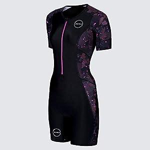 Zone3 Women's Activate Plus Short Sleeve Trisuit