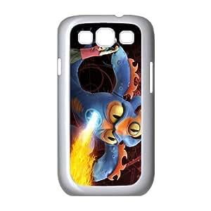 Big Hero 6 FG0084381 Phone Back Case Customized Art Print Design Hard Shell Protection Samsung Galaxy S3 I9300