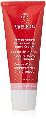 Weleda Regenerating Hand Cream, Pomegranate, 1.7 Ounce