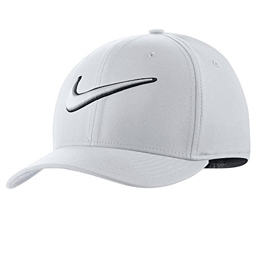 Nike Classic99 Golf Hat (White, Large/X-Large)