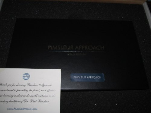 Pimsleur approach Italian Gold Golden product image