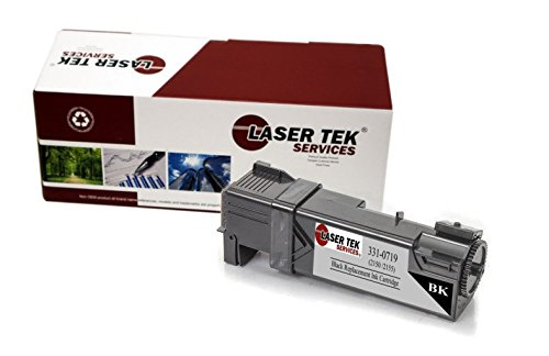 Laser Tek Services® Black Compatible Toner Cartridge for Dell 2150 (2150 Toner)