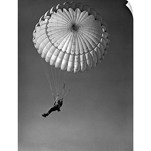 CANVAS ON DEMAND Paratrooper Training at Fort Benning in Georgia, 1942