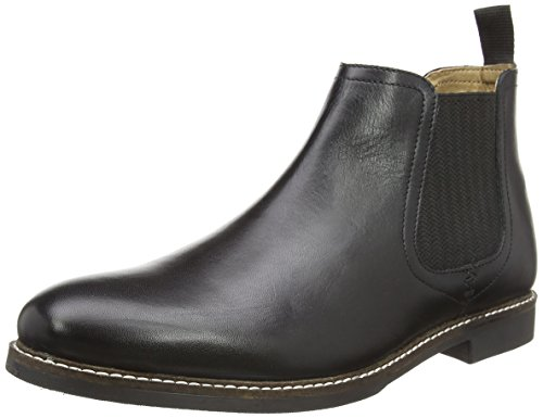 Red Tape Mens Morley Black Casual Boot