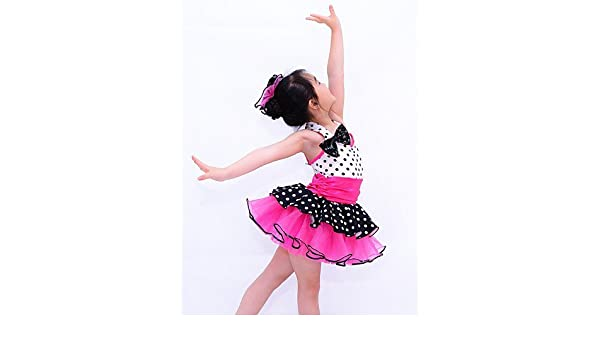 Wi & cama Tutu (Multicolor, elasthanne/Satin Stretch/Organza ...