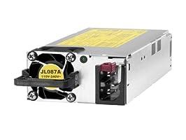 HP JL087A HPE X372 54VDC 1050W 100-240VA