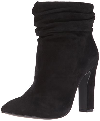 Chinese Black Bootie Women's Laundry Kristin Ankle Suede Kane Cavallari rqw4r0x7P