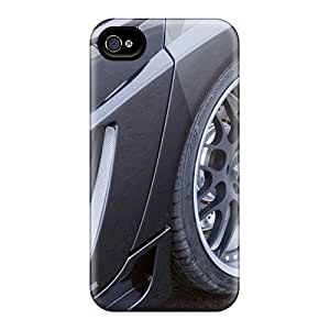 Durable Case For The Iphone 4/4s- Eco-friendly Retail Packaging(bmw Hamann M5 Race Rear Wheel)