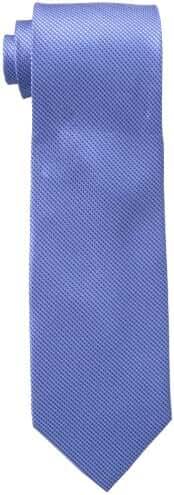 Calvin Klein Men's Steel Micro Tie