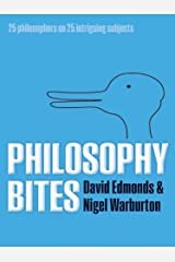Philosophy Bites Kindle Edition