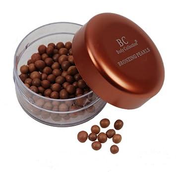 amazon com body collection badgequo bronzing pearls grocery