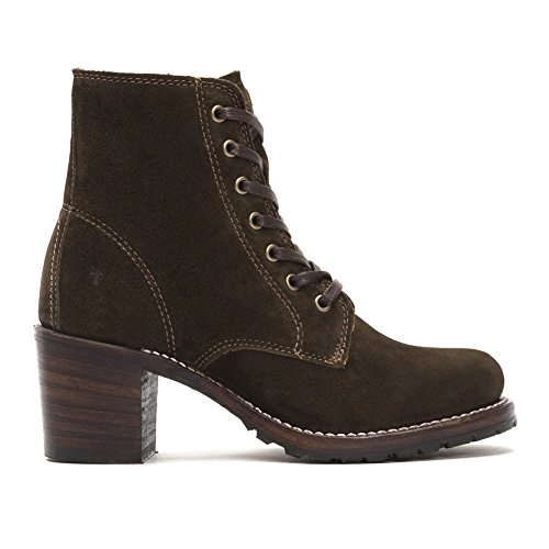 Fatigue Sabrina Lace Boot FRYE Up 6G Women's xqHBnxwp4P