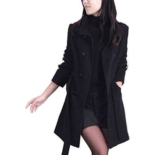 Noir Manteau Femme Partiss Manteau Femme Noir Partiss Noir Femme Partiss Manteau vpYCqx