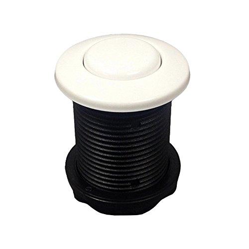 Air Button, #15 White (Hot Air Button)