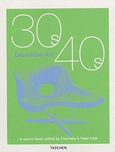 Read Online Decorative Arts 1930s & 1940s: A Source Book pdf epub