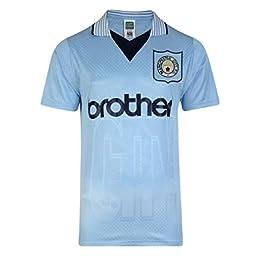 Manchester City 1996 Maillot rétro