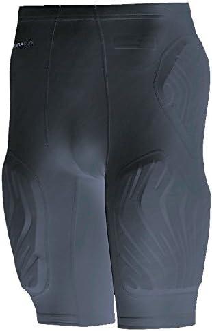 adidas techfit padded compression shorts