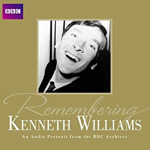 Remembering... Kenneth Williams Radio/TV Program