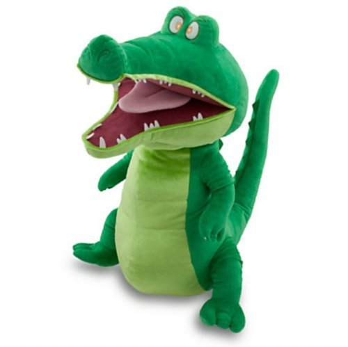 Jake's Soft Pirate Sword (Disney Peter Pan Deluxe Tick Tock the Crocodile Plush with Sound - 23