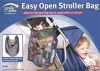 First Years Easy Open Stroller