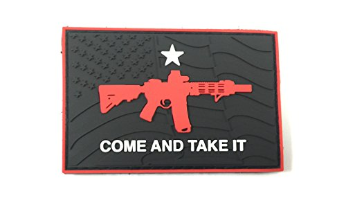 Patriot Patch Co - Come and Take It - AR15 Patch