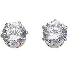 CAETLE ®925 Sterling Silver Zirconia Stud Earrings