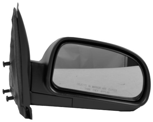 OE Replacement Buick/Chevrolet/GMC/Oldsmobile Passenger Side Mirror Outside Rear View (Partslink Number GM1321264) ()