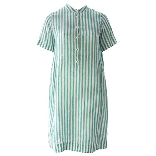 marina-rinaldi-womens-delaware-striped-shirt-dress-20w-29-green