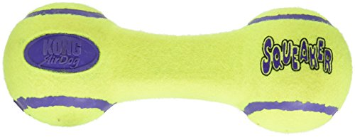 KONG Air Dog Squeaker Dumbell -