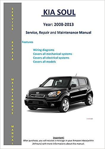 kia manual book
