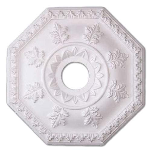 China by wi octagon ceiling medallion 18 inches