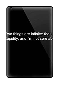Fashionable BlR4746Myvs Ipad Mini Cases Covers For Einstein Quotes Protective Cases