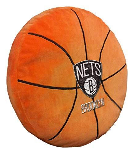 NBA Brooklyn Nets 3D Sports Pillow