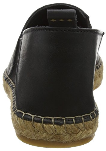 Nero Wayfarer Uomo Royal Espadrillas Base black 01 blk Republiq Espadrille OSnS0Bq