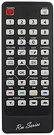RM Series Reemplazo Mando a Distancia para LG LAS450H
