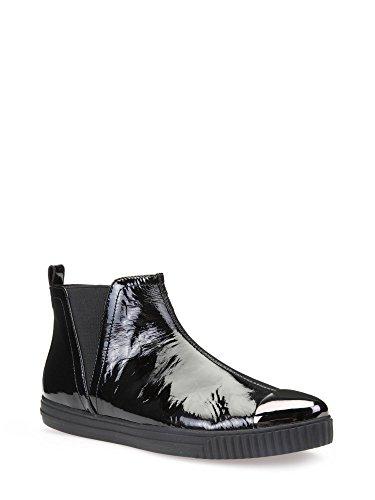 Geox Noir 000ev D641mf Femmes Sneakers ZfZwr