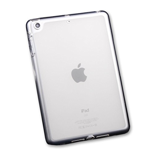 iPad Mini Clear Case Soft TPU Gel Silicone Bumper Case Back Skin Protective Cover for Apple iPad Mini 1 2 3 Tablet 7.9 Inch