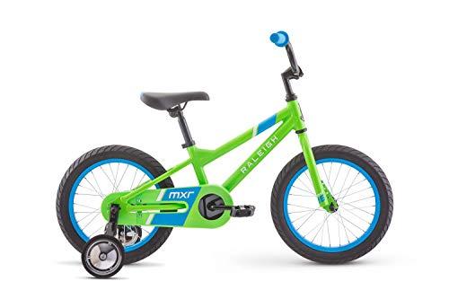 """Raleigh Bikes MXR 12/16/20"""" Wheel Kids Bike"""