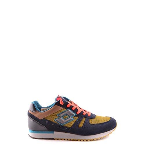 Lotto Leggenda S5812 Sneakers Herren Wildleder / Nylon bunt Multicolor