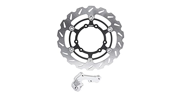 Rear for Honda CRF450X 2005-2009 Stainless Steel Typhoon Brake Rotor