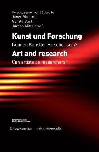 Art and Research: Can Artists be Researchers? (Edition Angewandte) (German and English Edition) - 41T0owF1xBL - Art and Research: Can Artists be Researchers? (Edition Angewandte) (German and English Edition)