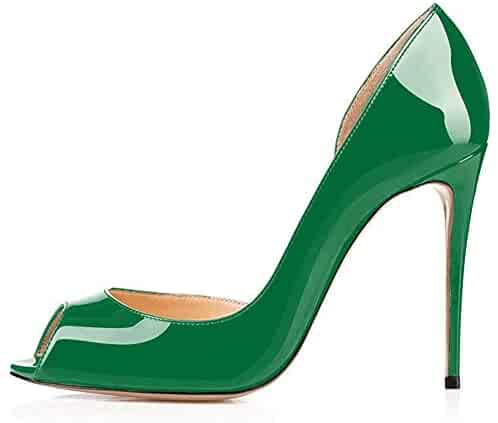 7cd8e5cef1d92 Shopping 13 - Green - Pumps - Shoes - Women - Clothing, Shoes ...