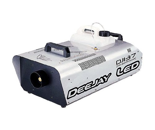 Professional Fog Machine 2000 Watt Output Removable Fog Fluid Tank.8 Minutes Heat Up.10m Spraying Distance Durable Aluminum Body With Nice Heat Dissipation Ability, Ensures Long Lifespan DJTECH -