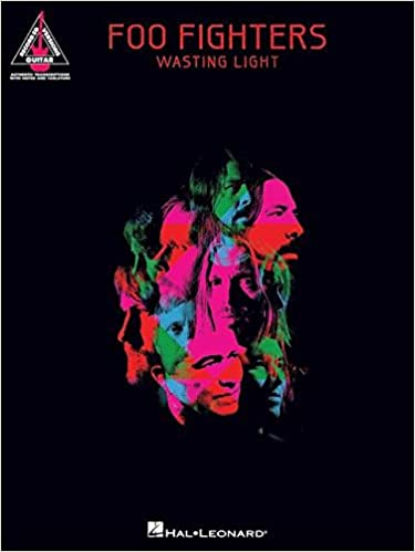 Foo Fighters: Wasting Light Guitar Recorded Versions: Amazon.es ...