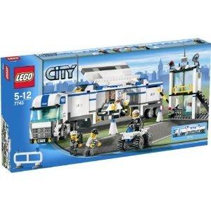 レゴ シティ 警察 警察トラック 7743 LEGO【並行輸入品】   B006171AWS